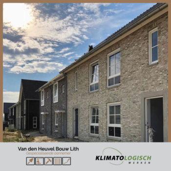 Nieuwbouw 44 woningen Druten