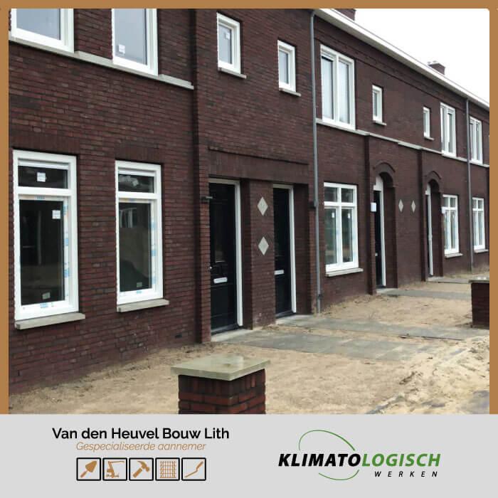 31 nieuwbouw woningen Nijmegen